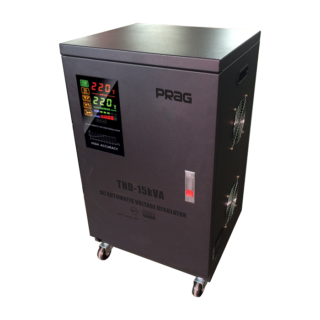 15KVA Servo Voltage Stabilizer (130-260V)