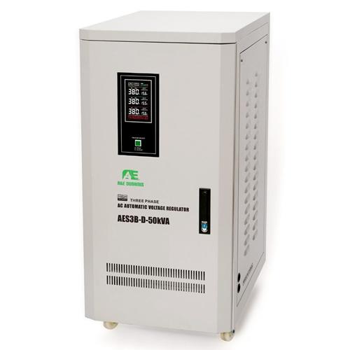 A&E 50KVA 3Phase Servo Stabilizer (240V-470V)
