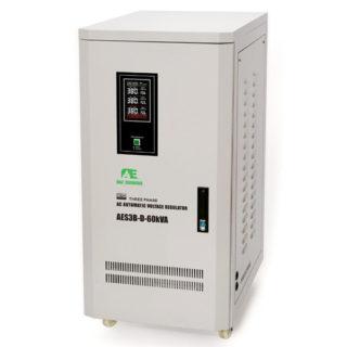 A&E 60KVA 3Phase Servo Stabilizer (240V-470V)